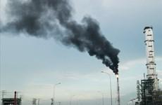 Bà Rịa-Vũng Tàu: Nhà máy xả khói thải màu đen ra môi trường