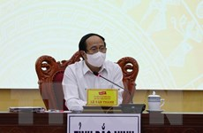 'Bắc Ninh cần tập trung kiểm soát các điểm nóng về dịch COVID-19'