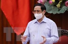 Thủ tướng: Vừa chống dịch, vừa đẩy mạnh phát triển kinh tế-xã hội