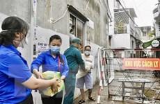 Tuổi trẻ Thành phố Hồ Chí Minh xung kích trên tuyến đầu chống dịch