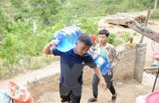 Trời nắng nóng, nhiều hộ dân ở Sơn La chật vật vì thiếu nước sạch