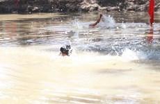 Bắc Kạn: Điều tra nguyên nhân hai người chết đuối khi tắm sông