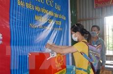 Đắk Lắk: Tổ chức bầu cử lại đại biểu HĐND xã tại ba thôn