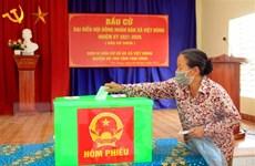 Thái Bình tổ chức bầu cử thêm 4 đại biểu Hội đồng nhân dân cấp xã