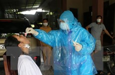 Việt Nam ghi nhận 175 ca mắc mới COVID-19 trong ngày 8/6