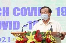Hà Nội: Tiếp nhận tiền và hàng trị giá 20 tỷ đồng ủng hộ phòng dịch