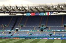 Italy thắt chặt an ninh khu vực sân Olimpico trước trận khai mạc EURO