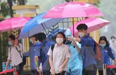 Bão số 2 suy yếu thành áp thấp nhiệt đới, đề phòng nguy cơ lũ quét
