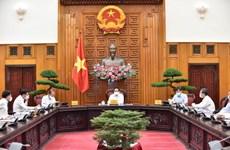 Thủ tướng yêu cầu đẩy mạnh giám sát, thẩm định, xử lý sau thanh tra