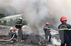 Đà Nẵng: Kết luận nguyên nhân cháy tại bãi rác Khánh Sơn
