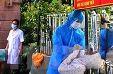 Việt Nam có tổng cộng 272 ca mắc mới COVID-19 trong ngày 14/6