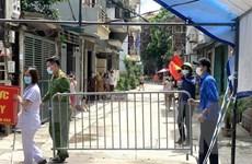 Hà Nội: Huyện Gia Lâm không còn khu vực bị cách ly y tế do COVID-19