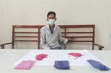 Điện Biên: Bắt giữ đối tượng mua bán, vận chuyển trái phép chất ma túy
