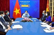 Ngoại trưởng Canada khẳng định cam kết giúp Việt Nam tiếp cận vaccine