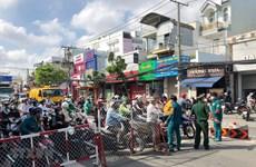 Chuyện cách ly xã hội nhìn từ phường Thạch Lộc, quận 12 và quận Gò Vấp