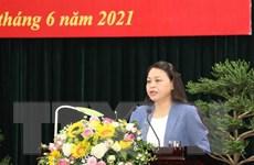 Ninh Bình: Đại biểu trúng cử cần thực hiện ngay chương trình hành động