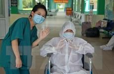 Đà Nẵng: 5 bệnh nhân COVID-19 được xuất viện, trong đó có 1 ca nặng