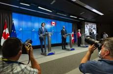 Liên minh châu Âu và Canada thống nhất về vấn đề vaccine COVID-19