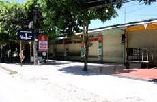 Nghệ An: Đường phố Vinh vắng vẻ trong ngày đầu giãn cách xã hội