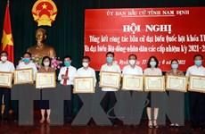 Nam Định phát huy vai trò, trách nhiệm của người đại biểu nhân dân