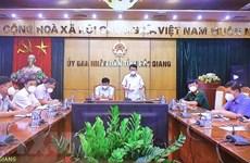 'Chấm dứt lây nhiễm chéo trong các khu cách ly tập trung ở Bắc Giang'