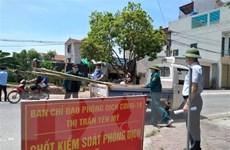 Hưng Yên: 3 khu vực ở huyện Yên Mỹ giãn cách xã hội theo Chỉ thị 16