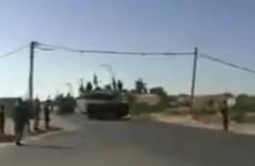[Video] Nhóm vũ trang Palestine diễu hành phô trương lực lượng ở Gaza