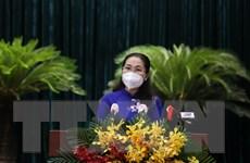 Khai mạc Kỳ họp thứ nhất Hội đồng Nhân dân Thành phố Hồ Chí Minh
