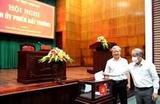 Ông Nguyễn Văn Phương được bầu làm Phó Bí thư Tỉnh ủy Thừa Thiên-Huế