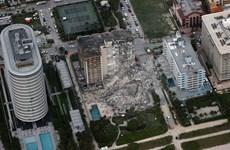 Vụ sập nhà ở bang Florida: Mỹ phê chuẩn sắc lệnh tình trạng khẩn cấp