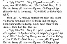Bình Thuận: Bác bỏ tin bệnh nhân COVID-19 không khai báo lịch trình