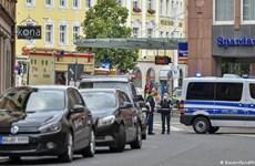 Tấn công bằng dao tại Đức khiến 3 người chết, nhiều người bị thương
