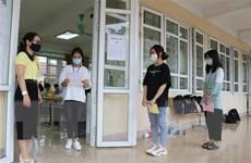 Sở Giáo dục-Đào tạo Hà Nội công bố điểm thi vào lớp 10 sớm hơn dự kiến