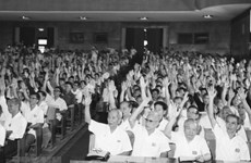 45 năm Kỳ họp thứ nhất, Quốc hội của nước Việt Nam thống nhất