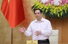 Thủ tướng Phạm Minh Chính chủ trì phiên họp Chính phủ tháng Sáu