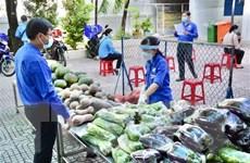 Mô hình 'tủ lạnh cộng đồng' hỗ trợ người dân trong mùa dịch COVID-19