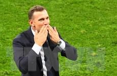 Truyền thông Ukraine tin vào chiến thắng của đội nhà trước tuyển Anh