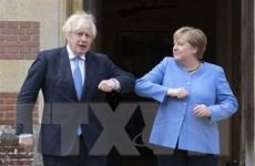 Thủ tướng Đức: Ưu tiên trong quan hệ Anh-EU là vấn đề Bắc Ireland