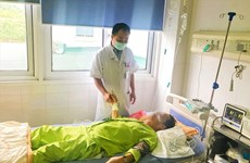 Hội chẩn trực tuyến cứu người bệnh viêm phúc mạc do vỡ ruột non