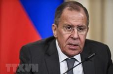 Ngoại trưởng Nga ủng hộ quan điểm của ASEAN trong vấn đề Myanmar