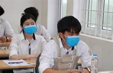 Nghệ An: Những thí sinh đặc biệt trong kỳ thi tốt nghiệp THPT 2021
