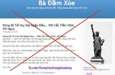 Phạt tù blogger 'Bà Đầm Xòe' về hành vi tuyên truyền chống Nhà nước