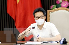 Thành phố Hồ Chí Minh nỗ lực 'bóc ngay' ca F0 ra khỏi cộng đồng