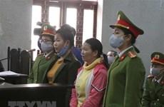 Điện Biên: Tiếp tục hoãn phiên tòa xét xử mẹ của nữ sinh giao gà