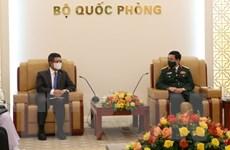 Tăng cường hợp tác quốc phòng giữa hai nước Việt Nam và Indonesia