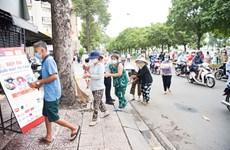Những căn bếp nghĩa tình tại Thành phố Hồ Chí Minh trong mùa dịch