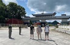 Cao Bằng: Trao trả ba công dân Trung Quốc nhập cảnh trái phép