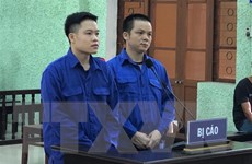 Lĩnh 20 năm 6 tháng tù giam về hành vi tổ chức xuất cảnh trái phép