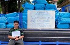 Cảnh sát Lào thu giữ gần 2 tấn ma túy tổng hợp tại Vientiane