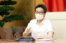 19 tỉnh, thành phía Nam triển khai '2 mũi giáp công' để chống dịch